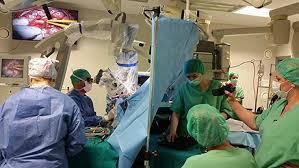 Awake craniotomy for brain tumors